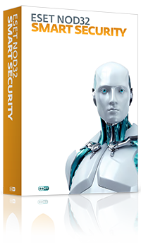 ESET NOD32 Smart Security на 3 ПК